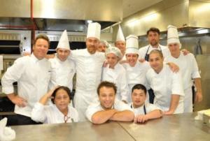 foto dos Chefs da Copa Gastronômica 2012