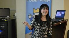 A médica Shirley Shizue Nagata Pignatari esclareceu as características e os sintomas do resfriado e da gripe durante palestra realizada no Hospital Pequeno Príncipe.