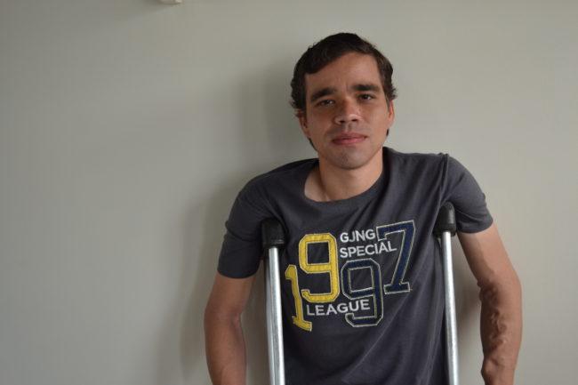 O Programa Appam foi de fundamental importância para Rodrigo Alencar Wiedehoft.
