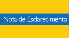 Nota de Esclarecimento Parceria Editora Procade