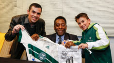 Pequeno Príncipe firma parceria social com o Coritiba em prol da saúde infantojuvenil