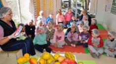 Dia Mundial da Alimentação: as crianças aprendem pelo exemplo