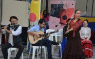 """Projeto """"Ad Cordis: Ritmos do Coração"""" recebe Alê Palma e Aire Flamenco"""
