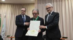 Médico do Pequeno Príncipe recebe honraria no Conselho Federal de Medicina
