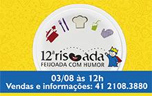 12ª Risoada – Feijoada com humor
