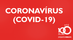 Hospital Pequeno Príncipe adota medidas protetivas e preventivas contra o novo coronavírus (COVID-19)