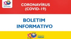 COVID-19: Boletim Informativo N.º 9