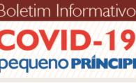 COVID-19: Boletim Informativo N.º 153
