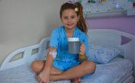 Projeto premiado garante a produção de chás para os pacientes do Pequeno Príncipe