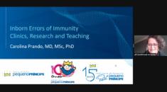 Evento on-line apresenta o presente e o futuro das imunodeficiências primárias