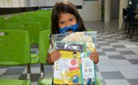 Voluntários do Programa Jovem Abraça Criança produzem vídeos de contação de histórias para os pacientes do Pequeno Príncipe